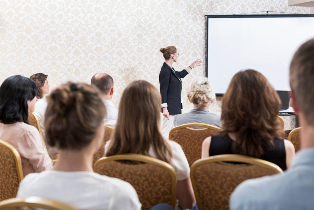 Women Entrepreneurship Training Seminar at LAEDA Women Business Center